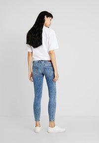 LTB - SENTA - Jeans Skinny Fit - etu wash - 2