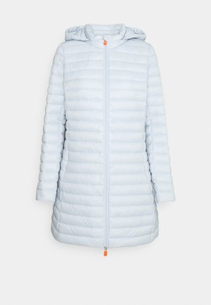 BRYANNA DETACHABLE HOODED COAT - Winter coat - crystal grey