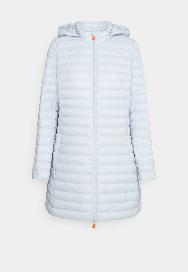 BRYANNA DETACHABLE HOODED COAT - Winterjas - crystal grey