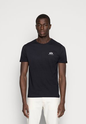 T-shirt med print - rep blue
