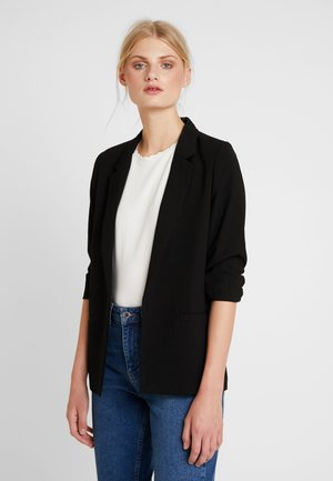 SHIRLEY - Short coat - black