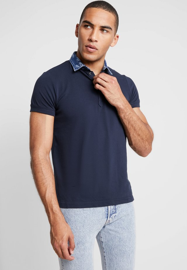 MILES NEW  - Polo - blue