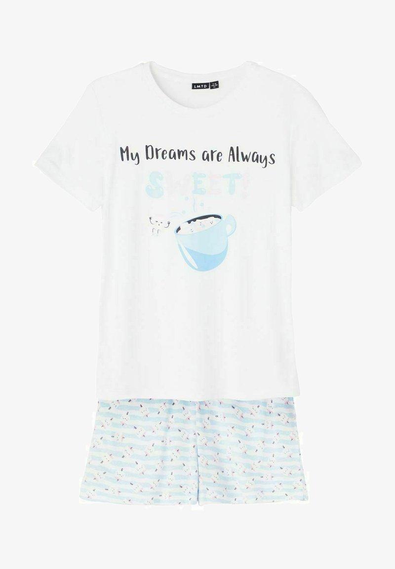LMTD - SET - Pyjama set - bright white