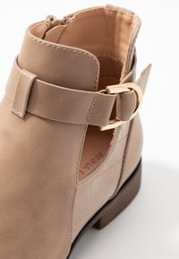 Anna Field - Ankelboots - taupe - 2