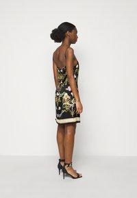 Versace Jeans Couture - LADY DRESS - Koktejlové šaty/ šaty na párty - black - 2