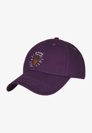 Cap - purple/mc
