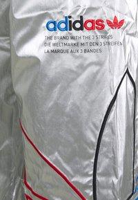 adidas Originals - TRICOL UNISEX - Trousers - silver - 3