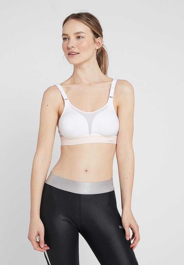 EXTREME LITE - Sports bra - white