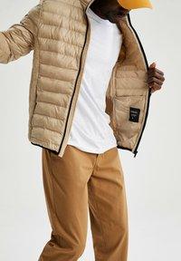 DeFacto - Light jacket - beige - 3