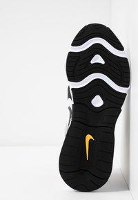 Nike Sportswear - AIR MAX - Trainers - white/black/bright crimson/university gold - 5