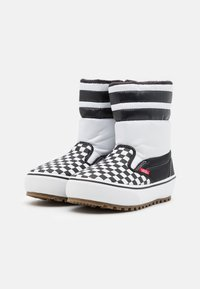 Vans - MTE UNISEX - Winter boots - black/white - 1