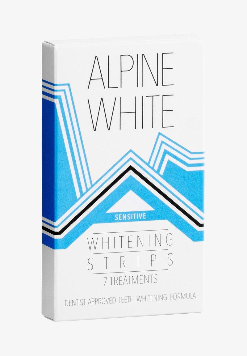Alpine White - WHITENING STRIPS SENSITIVE - Dental care - -