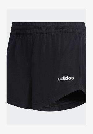 Shorts - Korte broeken - Black
