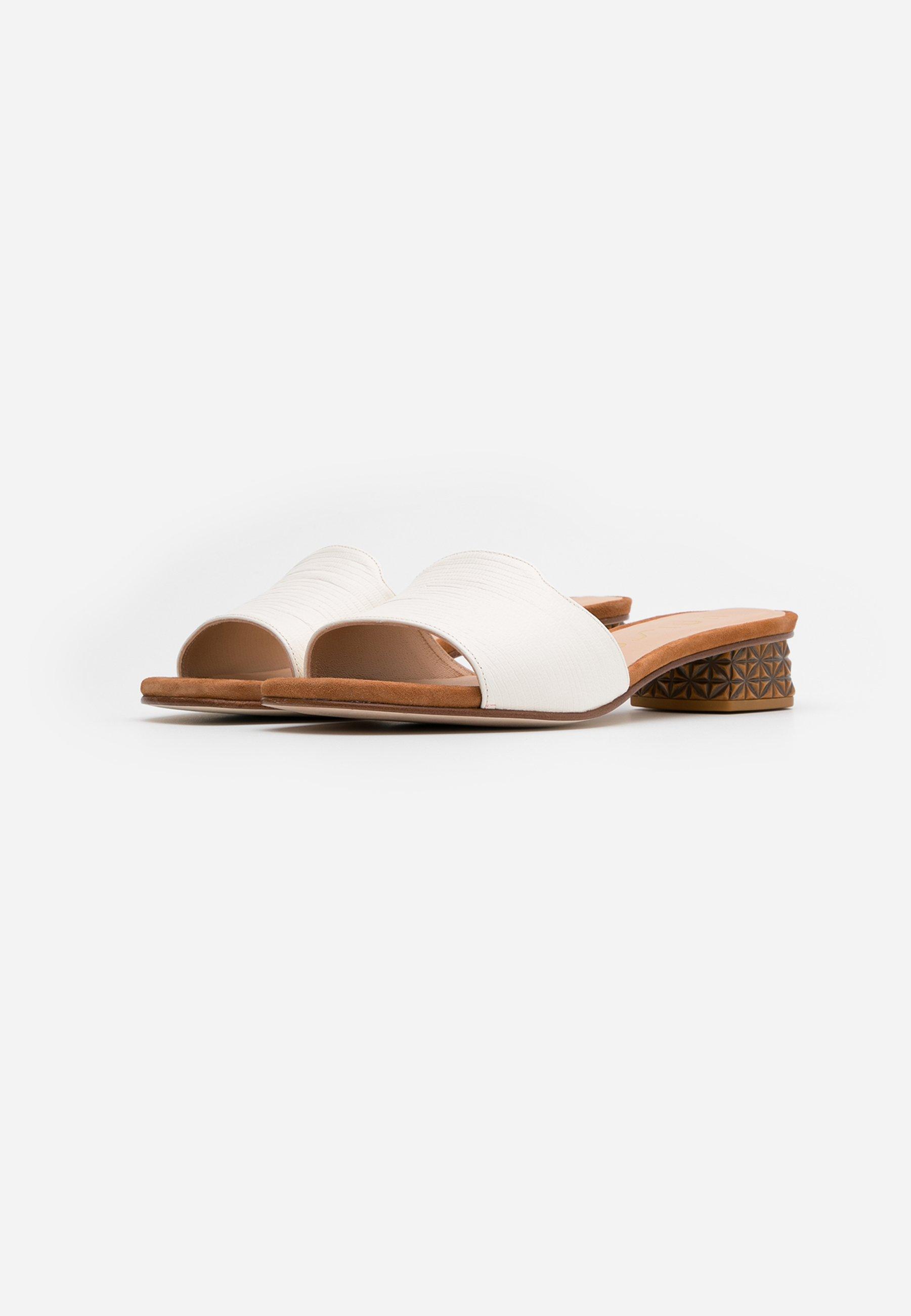 Unisa DAVEPA - Sandaler - ivory