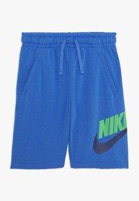 Nike Sportswear - CLUB - Shorts - pacific blue/green spark - 0