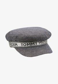 Tommy Hilfiger - BAKER BOY - Kšiltovka - blue - 4