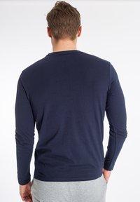 U.S. Polo Assn. - BROLIN - Långärmad tröja - dark sapphire - 1