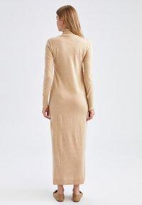 DeFacto - Jumper dress - brown - 1
