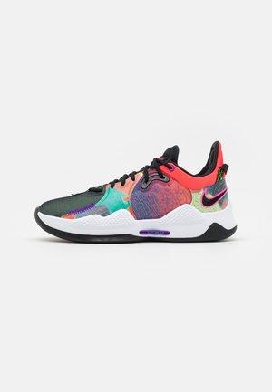 PG 5 - Chaussures de basket - bright crimson/black/fierce purple