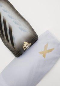 adidas Performance - X SG LGE - Schienbeinschoner - greone/black/gold - 3