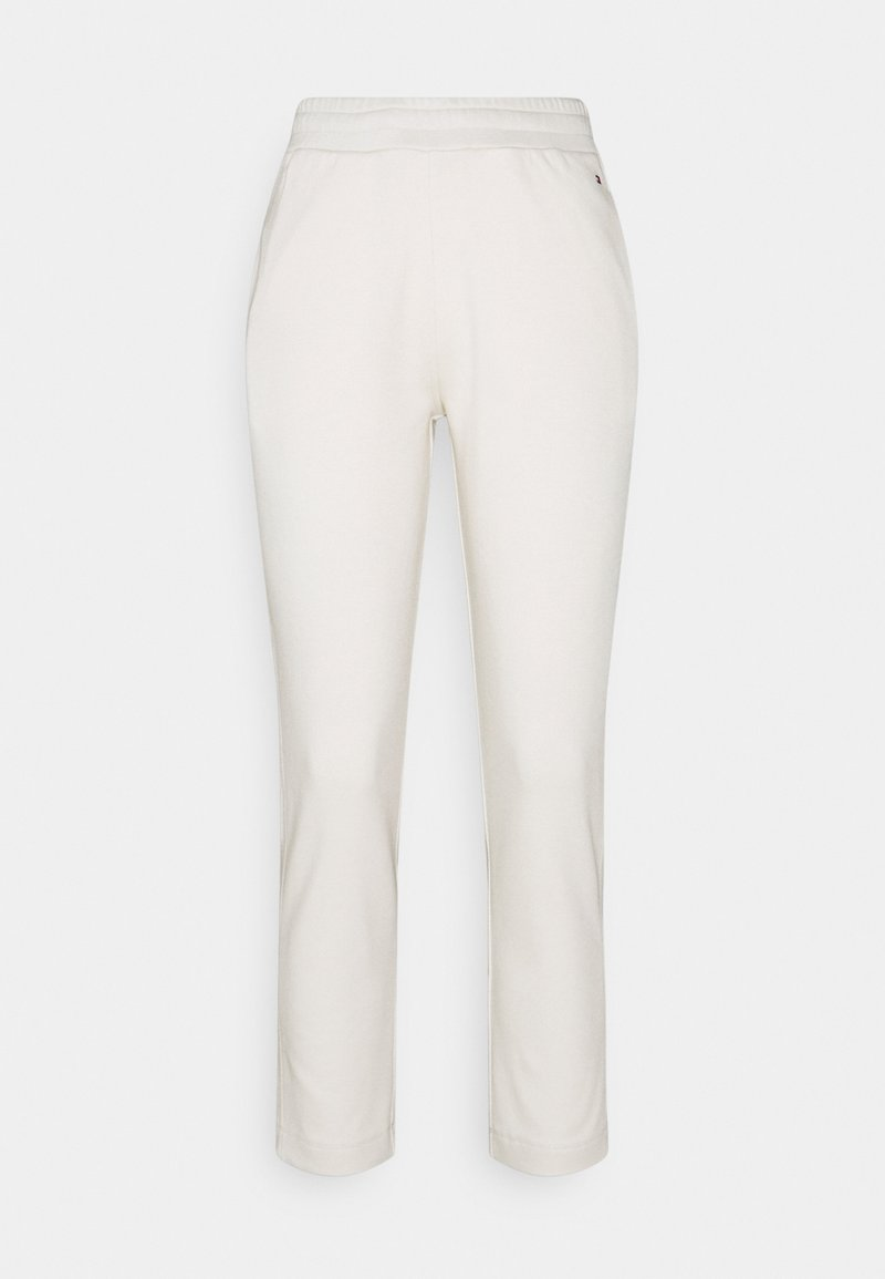 Tommy Hilfiger - TAPERED PANT - Pantalon de survêtement - ivory