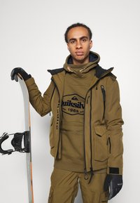 Quiksilver - Hoodie - military olive - 3
