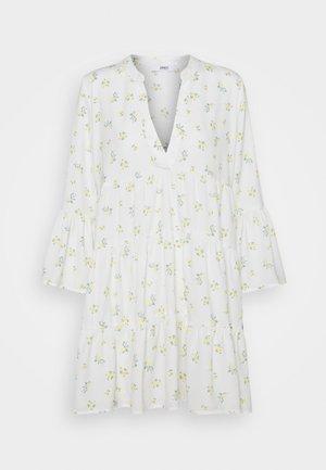 ONLATHENA 3/4 DRESS - Hverdagskjoler - white