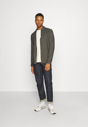 2 PACK UNISEX - Bluzka z długim rękawem - black/off white