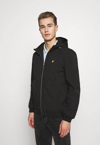 Summer jacket - jet black