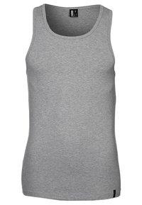 Skiny - Option - Undershirt - grey - 0