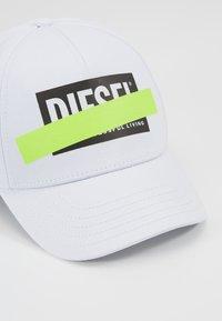 Diesel - FCIRIDE - Cap - bianco - 3