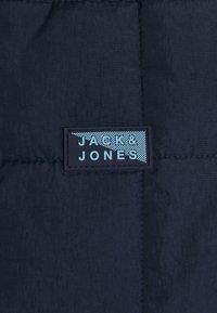 Jack & Jones - JCOMAGIC TWIST QUILTED BODYWARMER - Väst - navy blazer - 2