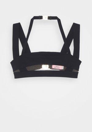 FYNLEE BRA - Bikini top - black
