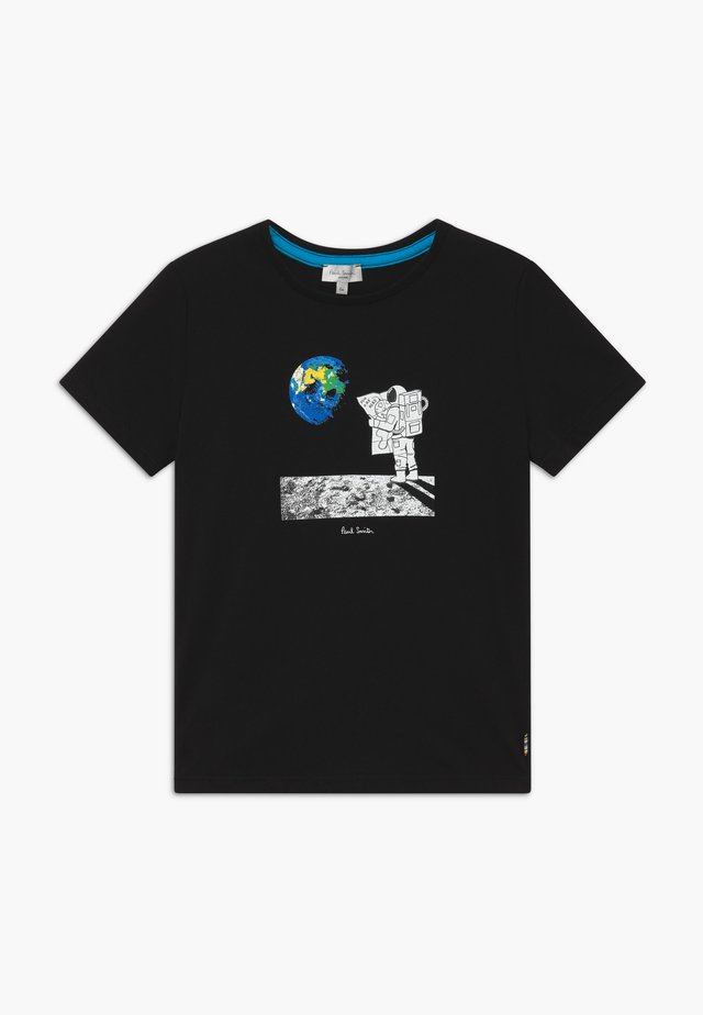 ABRIEL - T-shirts print - black