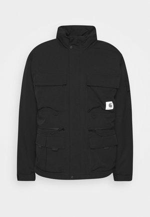 COLEWOOD JACKET - Lehká bunda - black