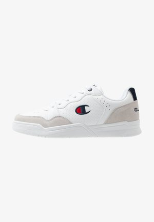 LOW CUT SHOE TORONTO - Basketsko - white