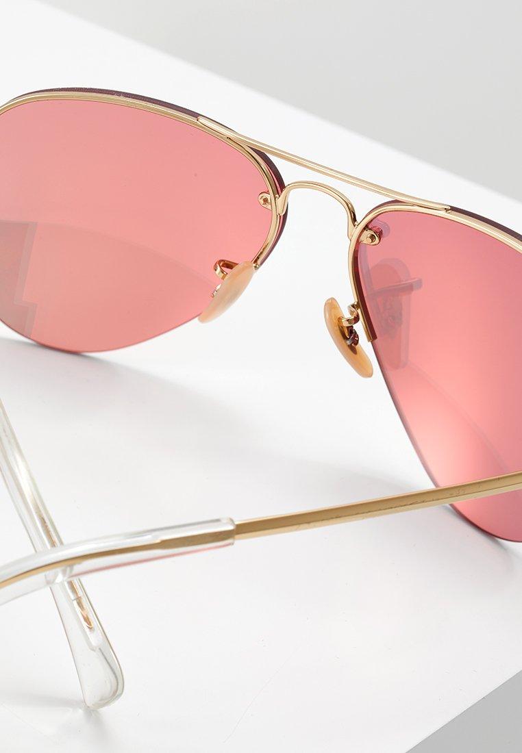 Ray-Ban Solbriller - gold-coloured/pink flash/copper/gull 7IYlQViqt3uH6go