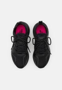 adidas Originals - ZX 2K BOOST UNISEX - Zapatillas - core black/shock pink - 3