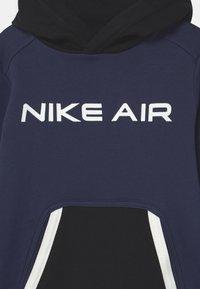Nike Sportswear - AIR - Hoodie - midnight navy/black/white - 2
