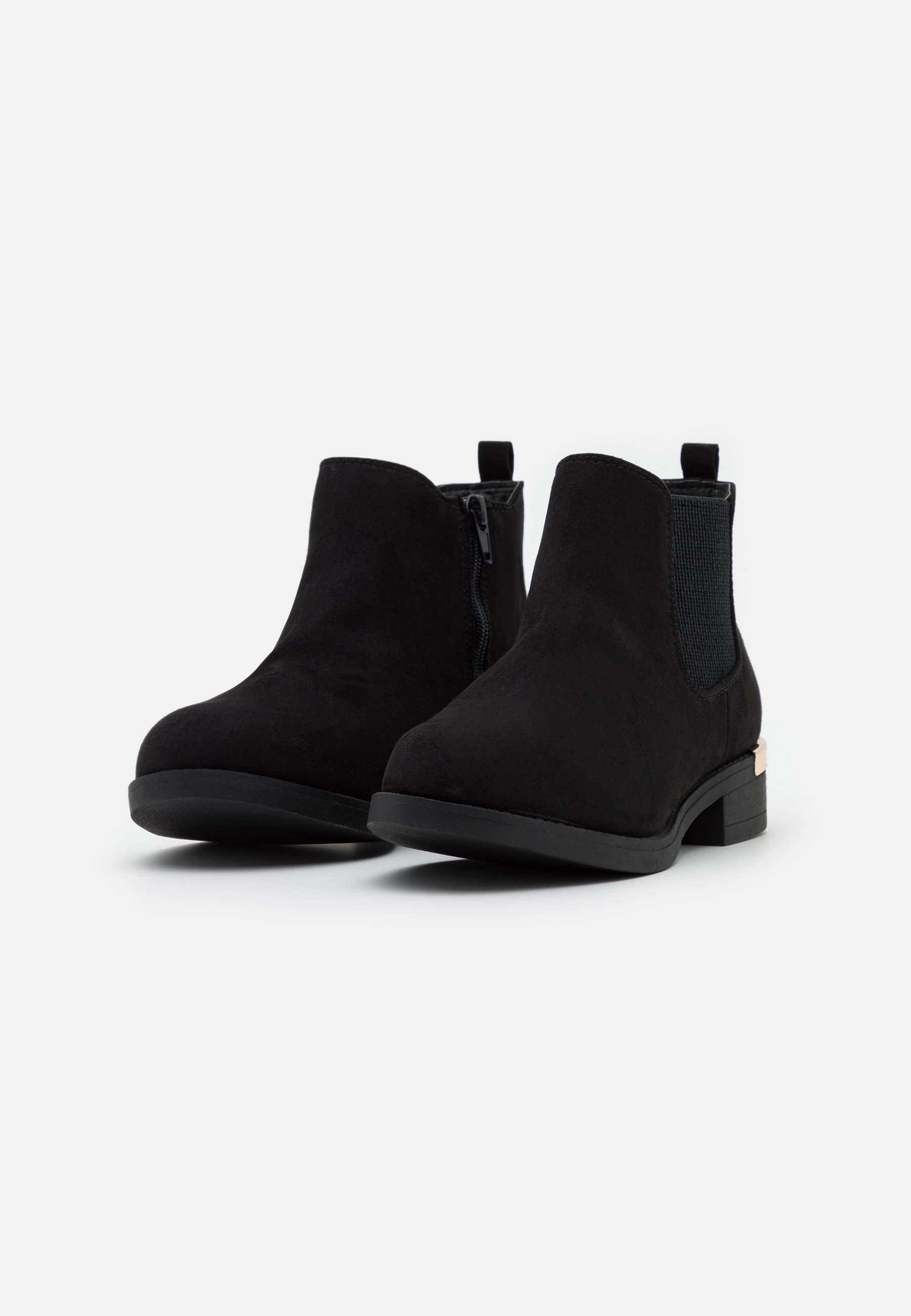 New Look Wide Fit WIDE FIT BECCA CHELSEA Ankle Boot black/schwarz