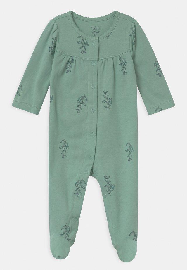 SLEEP PLAY UNISEX - Pijama de bebé - mint