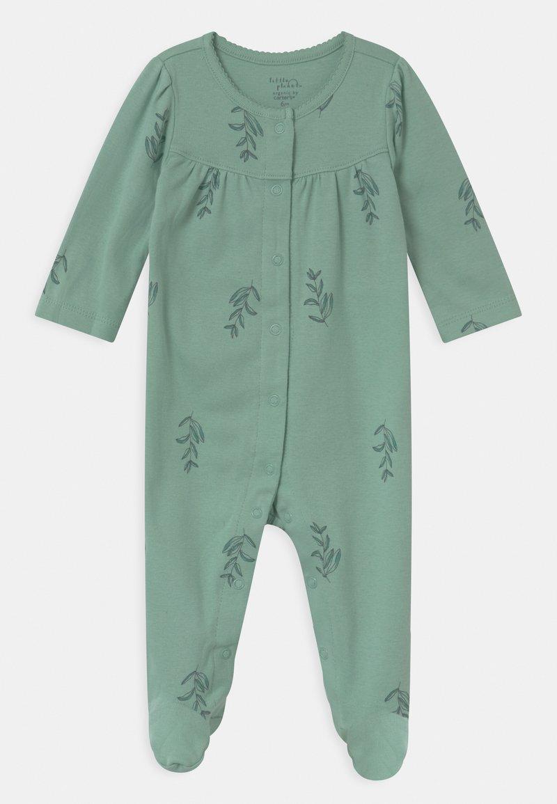 Carter's - SLEEP PLAY UNISEX - Sleep suit - mint