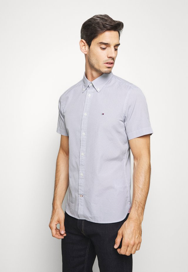 SLIM ESSENTIAL  - Camisa - blue