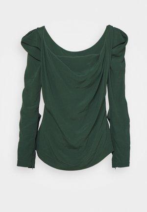 ELIZABETH - Camiseta de manga larga - green