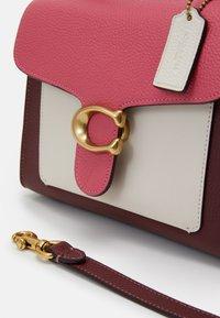 Coach - COLORBLOCK TABBY TOP HANDLE - Handbag - confetti pink/multi - 3