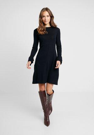 MADDIE - Robe en jersey - black