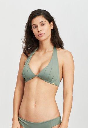Bikini top - light green