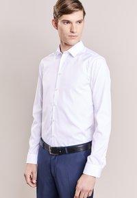 Eton - SUPER SLIM FIT - Zakelijk overhemd - white - 0
