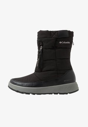 PANINAROOMNI HEATPULL ON - Winter boots - black/stratus