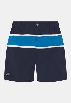 Short de bain - navy blue/ibiza white